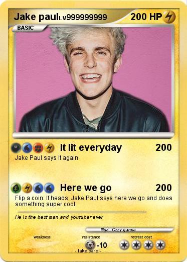 Pokemon Jake Paul 3