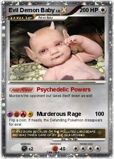 Demon poke