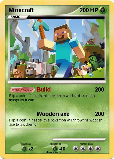 how to build pokemon in minecraft