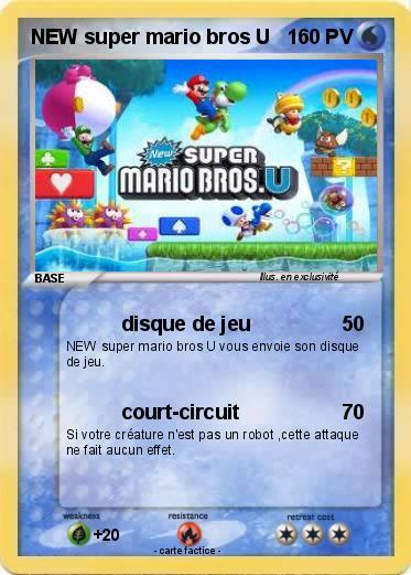 Coloriage Super Mario Bros U