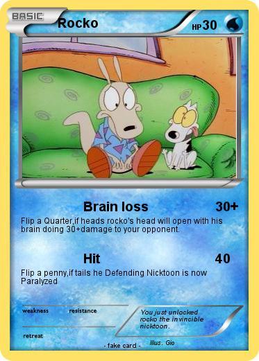 Pokemon Rocko