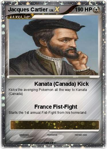 Pokémon Jacques Cartier 19 19 - Kanata (Canada) Kick - My Pokemon Card