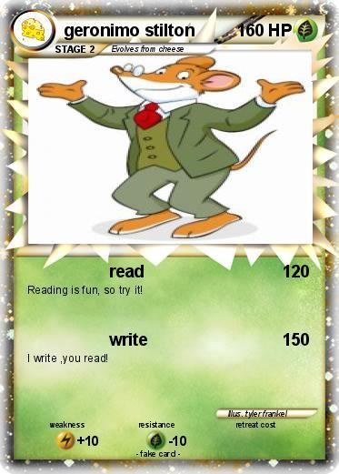 Pokemon Geronimo Stilton 21