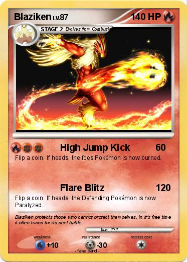 Can my Blaziken not get high jump kick?! - Pokemon X ...