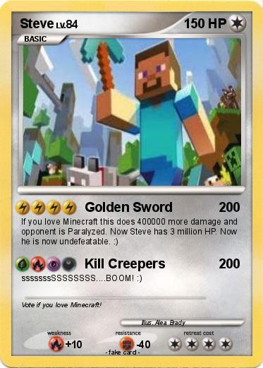 gold sword minecraft