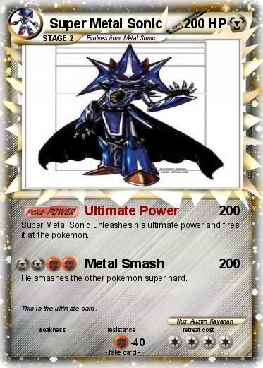 the ultimate power