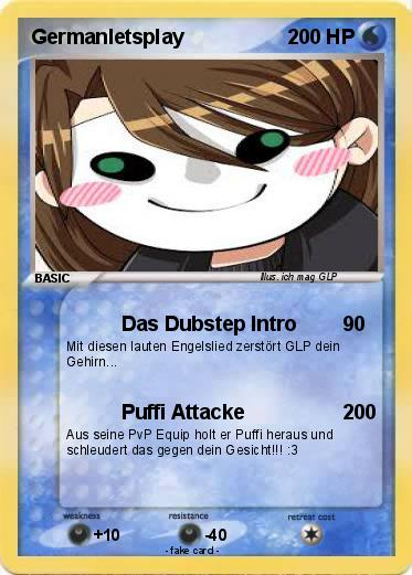 Pokemon Germanletsplay
