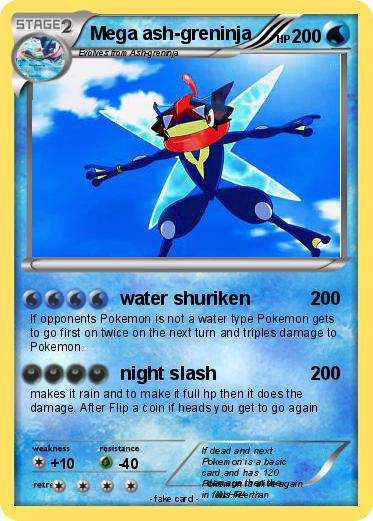 how to get my ash greninja