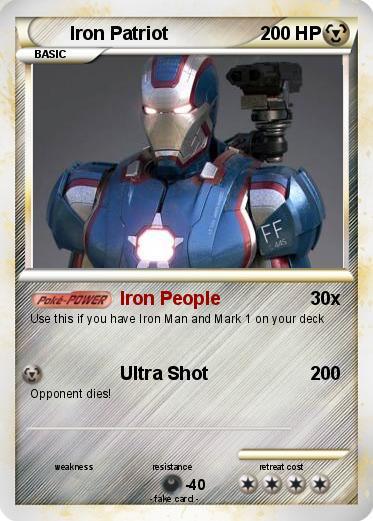 pok mon iron patriot 6 6 iron people my pokemon card