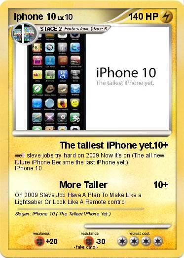 Pokemon Iphone 10 4