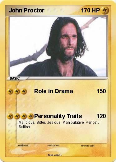 john proctor traits