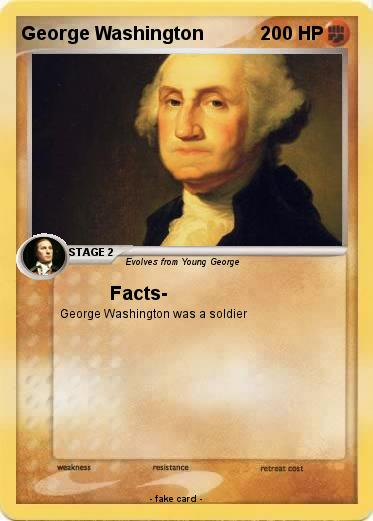 Pokmon George Washington 287