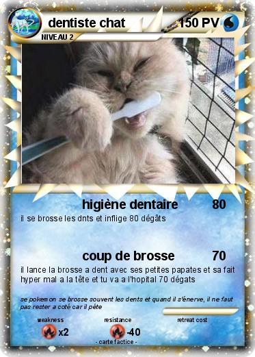 brosser dent chat