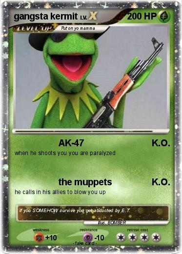 Kermit With Ak