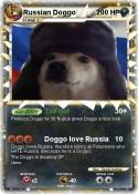 Russian Doggo