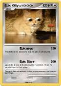 Epic Kitty