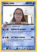 mamie Joëlle