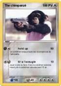 The chimpanzé