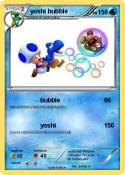 yoshi bubble