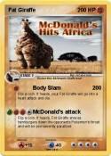Fat Giraffe