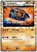 Go Bears!!!