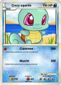 Crazy squirtle