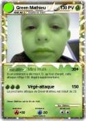 Green Mathieu