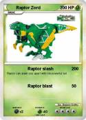 Raptor Zord