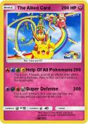 The Allied Card