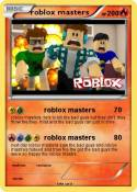 roblox masters