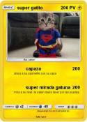 super gatito