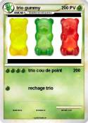 trio gummy