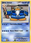 Water Sensei