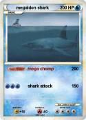 megaldon shark