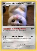 Me cutest kitty