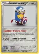 Minion Captaine