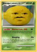 Grandpa Lemon