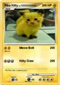 Pika Kitty