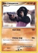 Gun Chimpanzee