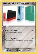 Nintendo Wii,