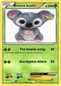 Beanie koala