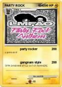 PARTY ROCK 999