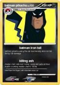 batman pikachu
