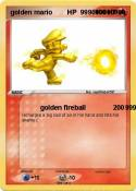 golden mario HP
