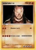 undertaker ex