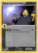 Homer faucheur