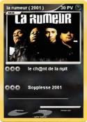 la rumeur (