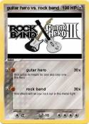 guitar hero vs.