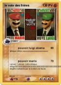 le vote des