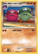 kirby Mario and